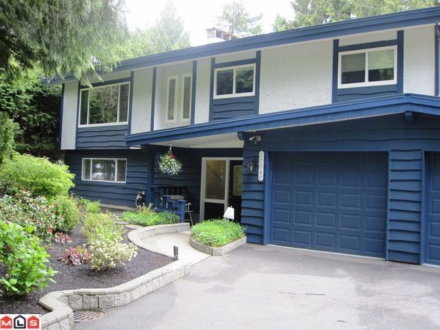 """Main Photo: 20040 38 Avenue in Langley: Brookswood Langley House for sale in """"BROOKSWOOD"""" : MLS®# F1112555"""