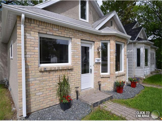 Photo 2: Photos: 651 Manhattan Avenue in WINNIPEG: East Kildonan Single Family Detached for sale (North East Winnipeg)  : MLS®# 1311281