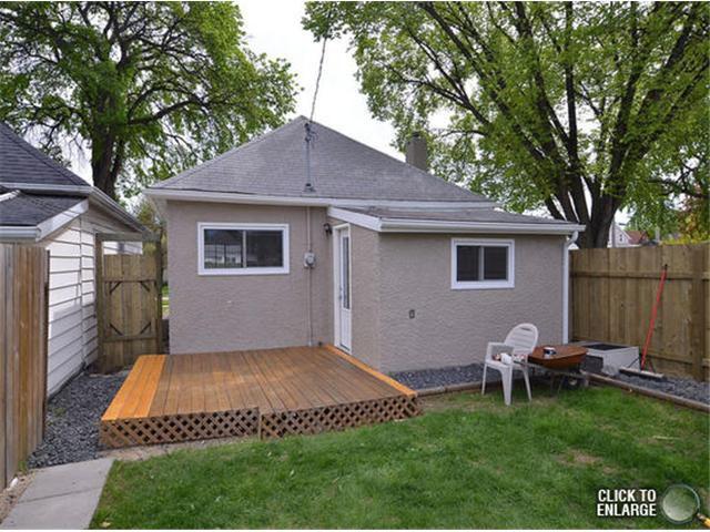 Photo 19: Photos: 651 Manhattan Avenue in WINNIPEG: East Kildonan Single Family Detached for sale (North East Winnipeg)  : MLS®# 1311281