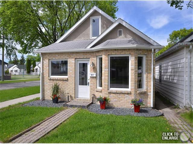 Photo 3: Photos: 651 Manhattan Avenue in WINNIPEG: East Kildonan Single Family Detached for sale (North East Winnipeg)  : MLS®# 1311281