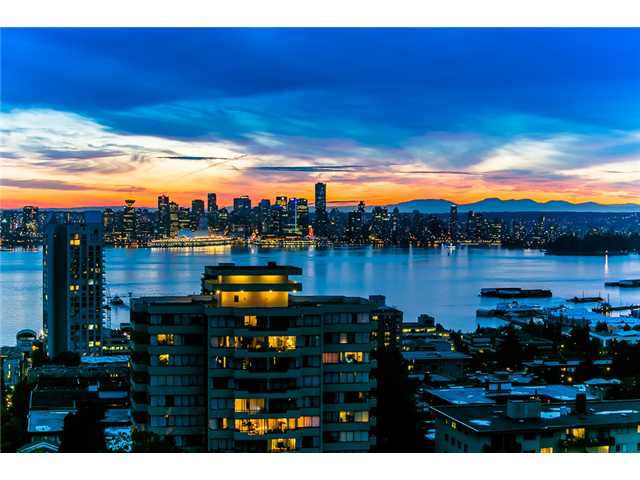 "Main Photo: 1503 114 W KEITH Road in North Vancouver: Central Lonsdale Condo for sale in ""ASHBY HOUSE"" : MLS®# V1031713"
