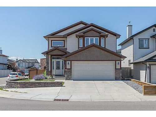 Main Photo: 2171 LUXSTONE Boulevard SW in Luxstone: Bi-Level for sale : MLS®# C3625872
