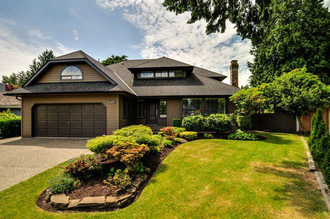 Main Photo: 2427 125A Street in Surrey: Crescent Bch Ocean Pk. House for sale (South Surrey White Rock)  : MLS®# R2072702