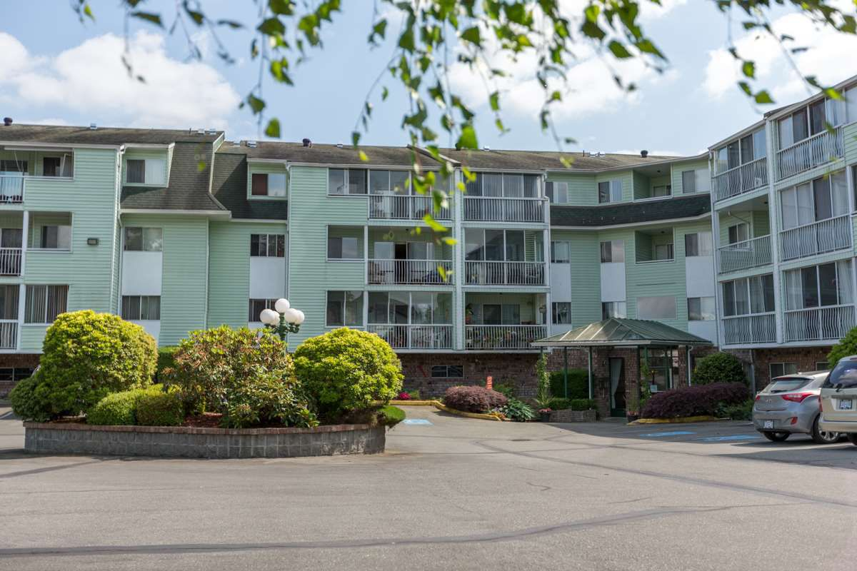 """Main Photo: 212 31850 UNION Avenue in Abbotsford: Abbotsford West Condo for sale in """"Fernwood Manor"""" : MLS®# R2071985"""