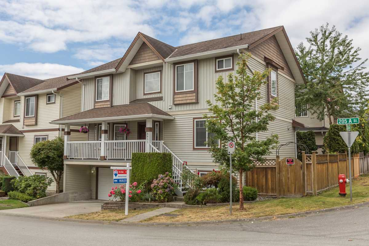 Main Photo: 6655 205A Street in Langley: Willoughby Heights House for sale : MLS®# R2115743