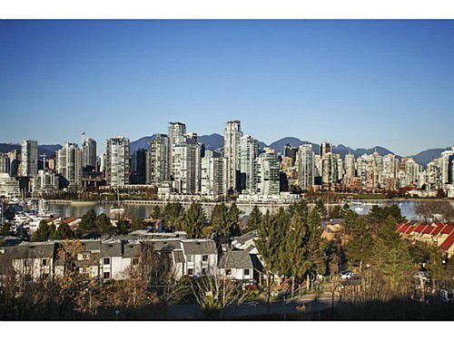 Main Photo: 107 1141 7TH Ave W in Vancouver West: Home for sale : MLS®# V1038154