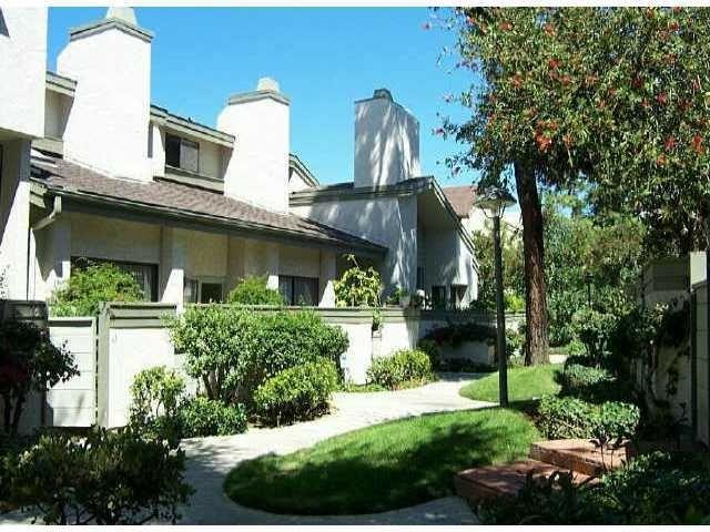 Main Photo: LA JOLLA Townhome for rent : 3 bedrooms : 3216 Caminito Eastbluff #65