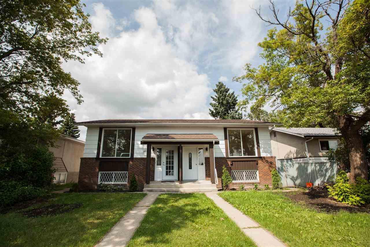 Main Photo: 9510 128 Avenue in Edmonton: Zone 02 House Duplex for sale : MLS®# E4081591