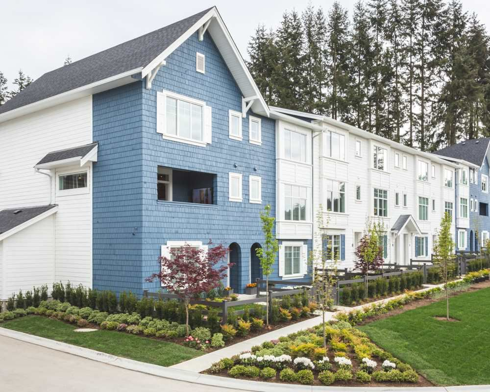 """Main Photo: 78 158 171 Street in Surrey: Pacific Douglas Townhouse for sale in """"THE EAGLES"""" (South Surrey White Rock)  : MLS®# R2250230"""