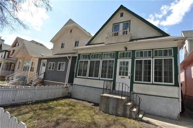 Main Photo: 694 Home Street in Winnipeg: West End Residential for sale (5A)  : MLS®# 1809676