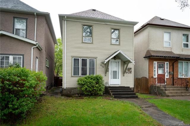Main Photo: 270 Bannerman Avenue in Winnipeg: Residential for sale (4C)  : MLS®# 1812778