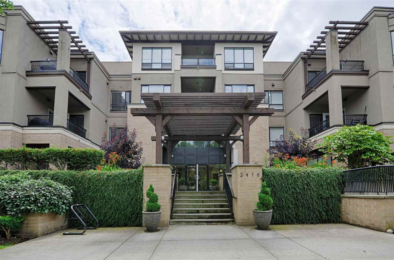 Main Photo: 317 2478 WELCHER AVENUE in : Central Pt Coquitlam Condo for sale (Port Coquitlam)  : MLS®# R2094645