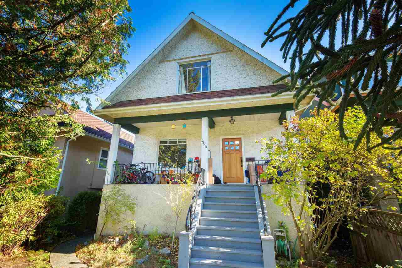 Main Photo: 6460 ONTARIO Street in Vancouver: Main House for sale (Vancouver East)  : MLS®# R2316106