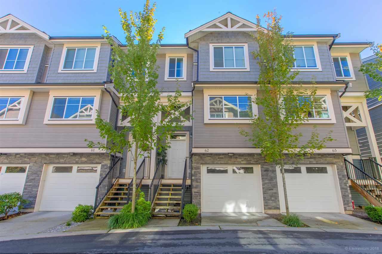 "Main Photo: 62 11252 COTTONWOOD Drive in Maple Ridge: Cottonwood MR Townhouse for sale in ""COTTONWOOD RIDGE"" : MLS®# R2334393"