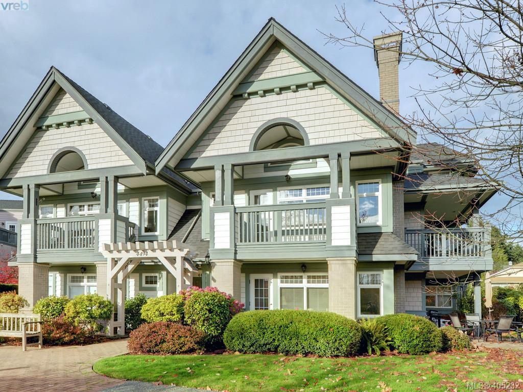 Main Photo: 102 4494 Chatterton Way in VICTORIA: SE Broadmead Condo Apartment for sale (Saanich East)  : MLS®# 405232