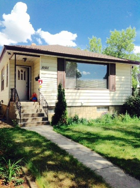 Main Photo: 10502 79 Avenue in Edmonton: Zone 15 House for sale : MLS®# E4146803