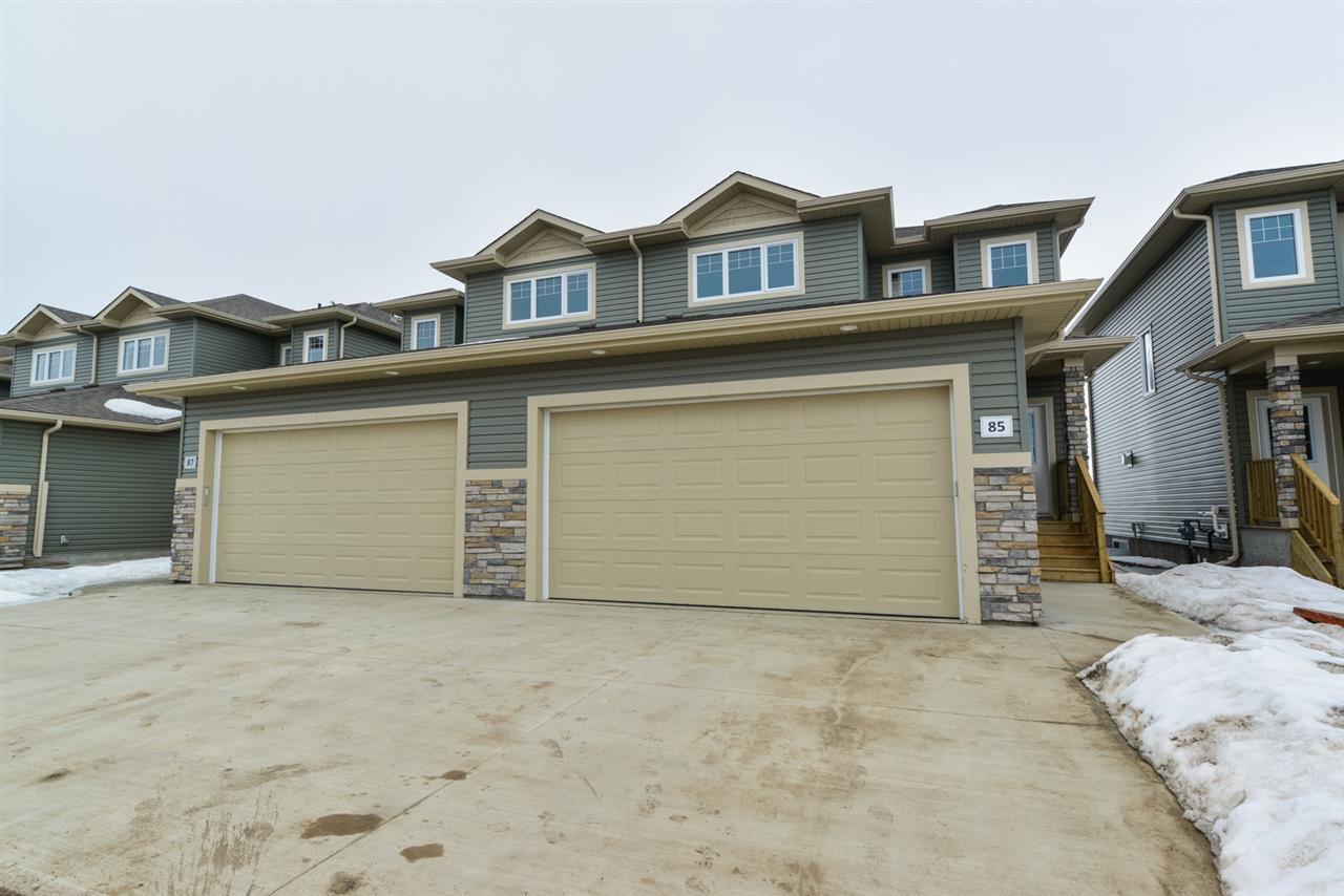 Main Photo: #73 8602 Southfort Boulevard: Fort Saskatchewan Townhouse for sale : MLS®# E4156458