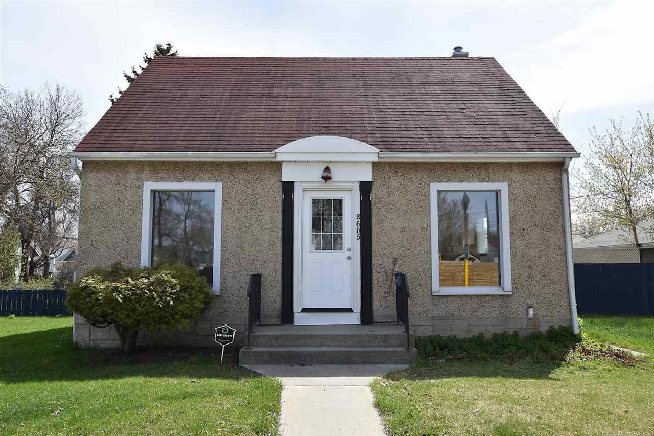 Main Photo: 8605 116 Avenue in Edmonton: Zone 05 House for sale : MLS®# E4156549