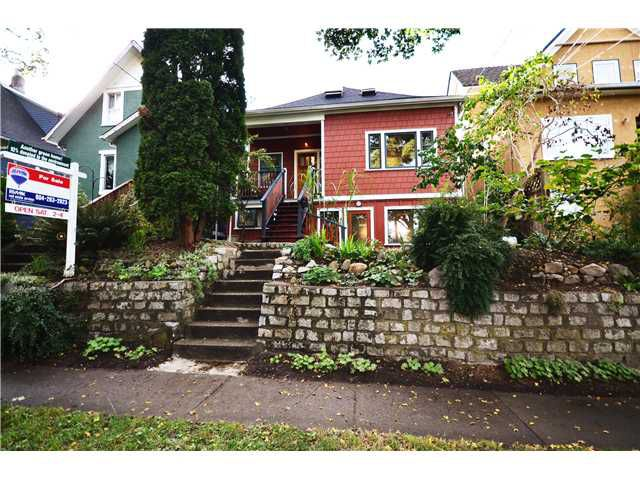 """Main Photo: 4531 JOHN Street in Vancouver: Main House for sale in """"Main Street"""" (Vancouver East)  : MLS®# V913594"""