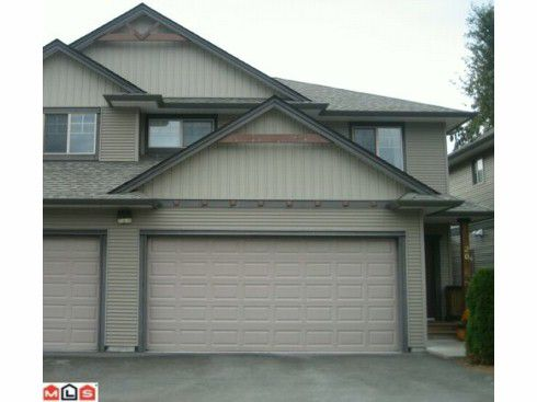 """Main Photo: 20 7543 MORROW Road: Agassiz Townhouse for sale in """"TANGLEBERRY LANE"""" : MLS®# H1104392"""