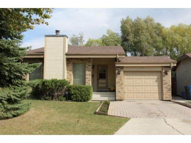 Main Photo: 100 Trowbridge Bay in WINNIPEG: St Vital Residential for sale (South East Winnipeg)  : MLS®# 1218841