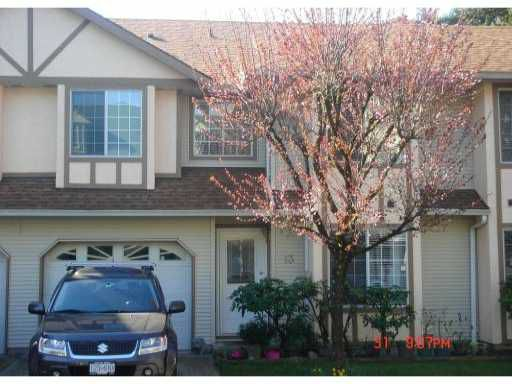 Main Photo: # 13 21409 DEWDNEY TRUNK RD in Maple Ridge: West Central Condo for sale : MLS®# V999922