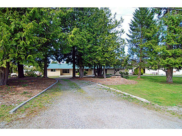 "Main Photo: 21515 18TH Avenue in Langley: Campbell Valley House for sale in ""Equestrian Riding Ring"" : MLS®# F1407978"