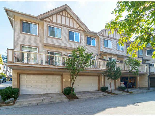 "Main Photo: 57 2678 KING GEORGE Boulevard in Surrey: King George Corridor Townhouse for sale in ""Mirada"" (South Surrey White Rock)  : MLS®# F1424501"
