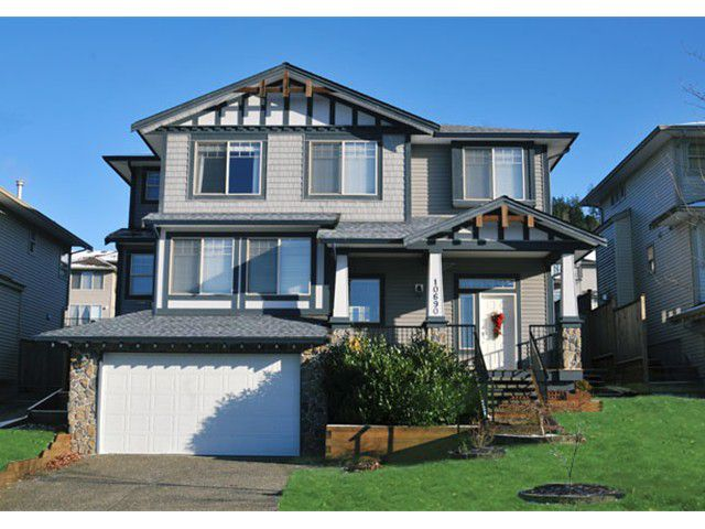 """Main Photo: 10690 247A Street in Maple Ridge: Albion House for sale in """"THE UPLANDS"""" : MLS®# V1095577"""