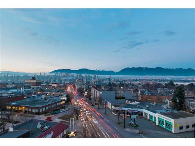 "Main Photo: 804 2770 SOPHIA Street in Vancouver: Mount Pleasant VE Condo for sale in ""STELLA"" (Vancouver East)  : MLS®# V1102664"