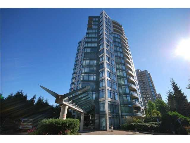 """Main Photo: 1203 4567 HAZEL Street in Burnaby: Forest Glen BS Condo for sale in """"MONARCH"""" (Burnaby South)  : MLS®# V1138156"""