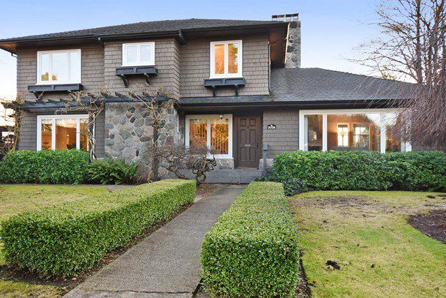 Main Photo: 2038 W 54TH Avenue in Vancouver: S.W. Marine House for sale (Vancouver West)  : MLS®# R2025856