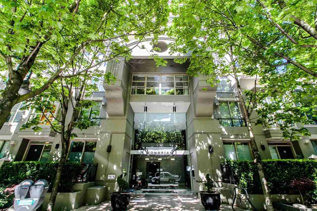 """Main Photo: 2303 969 RICHARDS Street in Vancouver: Downtown VW Condo for sale in """"Mondrian"""" (Vancouver West)  : MLS®# R2067728"""