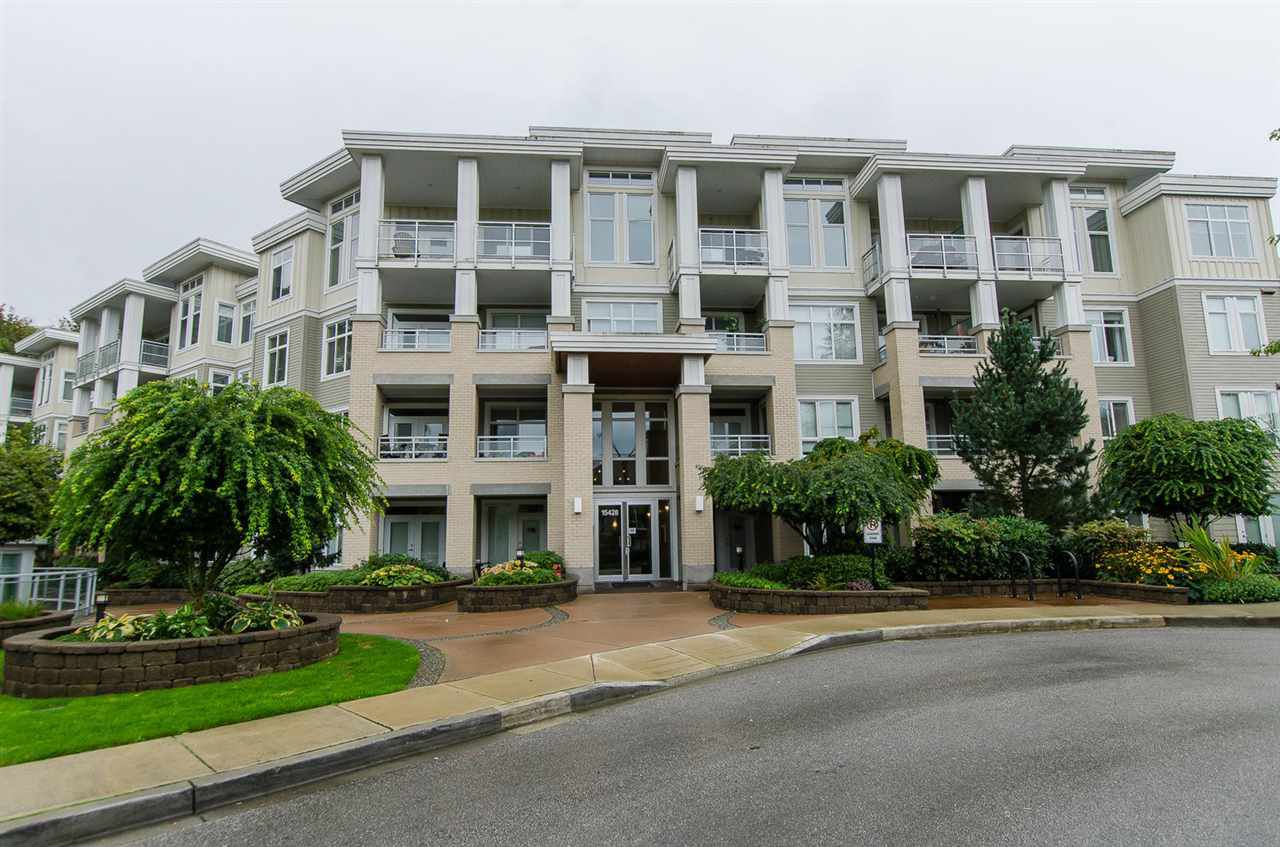 "Main Photo: 314 15428 31ST Avenue in Surrey: Grandview Surrey Condo for sale in ""Headwaters"" (South Surrey White Rock)  : MLS®# R2110821"