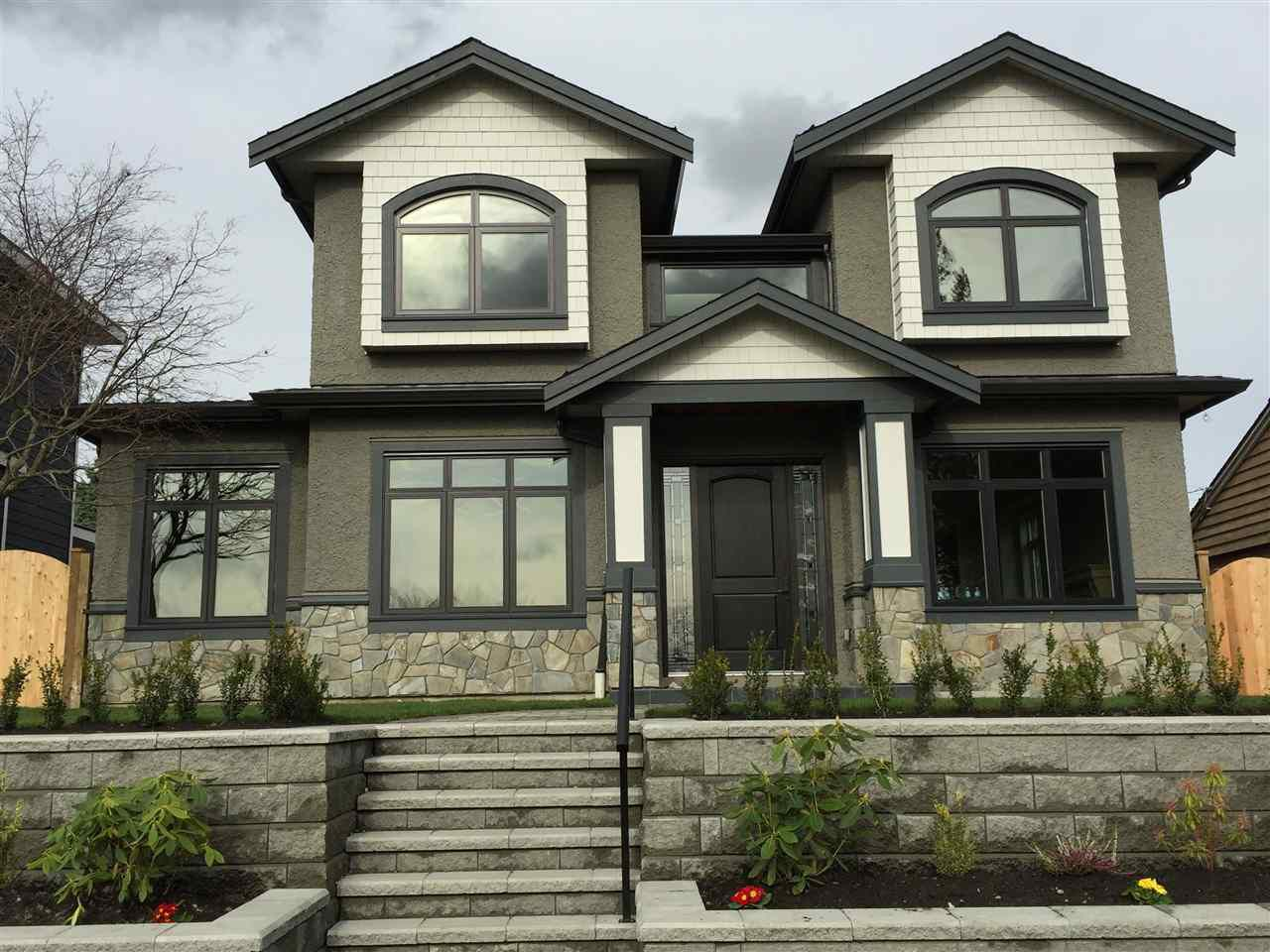 Main Photo: 6535 CLINTON Street in Burnaby: South Slope House for sale (Burnaby South)  : MLS®# R2126721