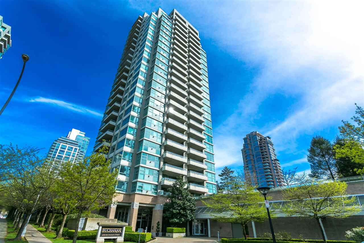"Main Photo: 2102 4398 BUCHANAN Street in Burnaby: Brentwood Park Condo for sale in ""BUCHANAN"" (Burnaby North)  : MLS®# R2213337"