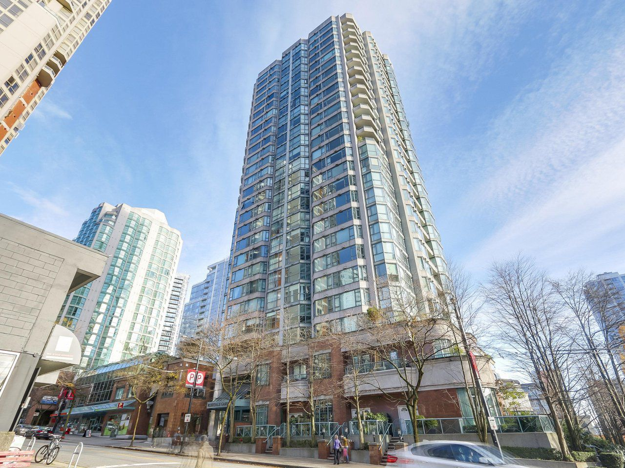 """Main Photo: 888 HAMILTON STREET in Vancouver: Downtown VW Condo for sale in """"Rosedale Garden"""" (Vancouver West)"""