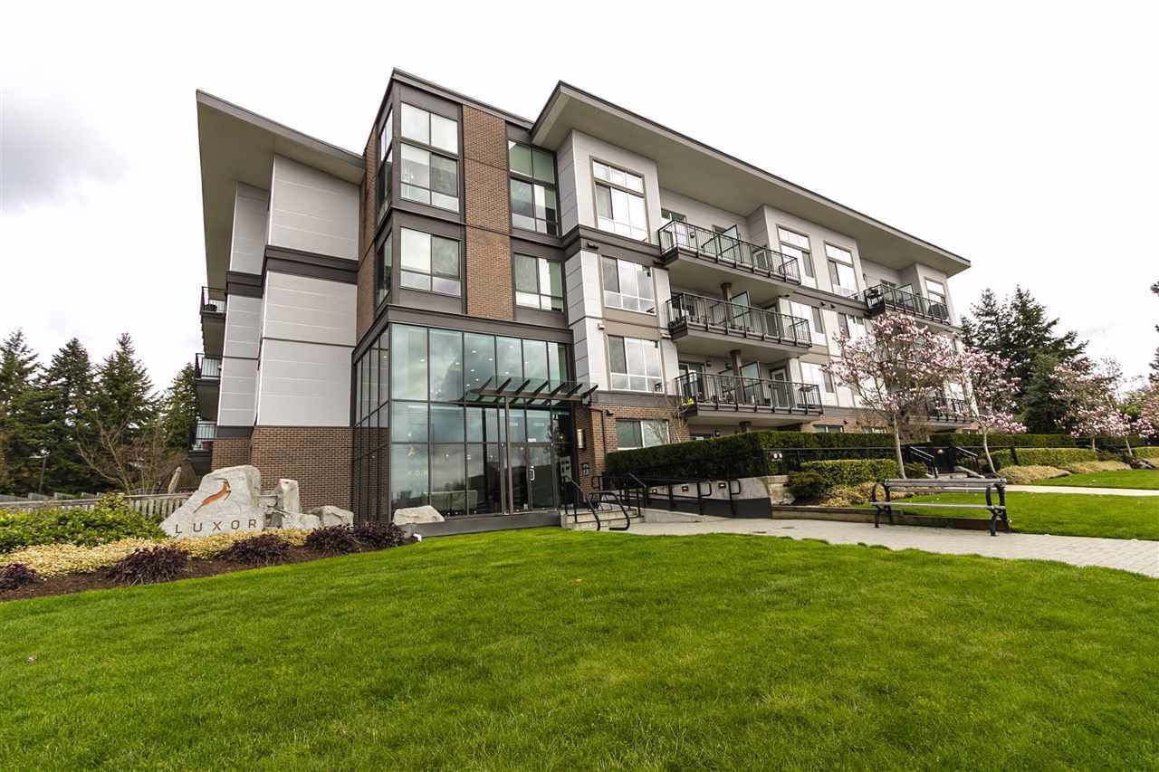 Main Photo: 326 12039 64 Avenue in Surrey: West Newton Condo for sale : MLS®# R2257723