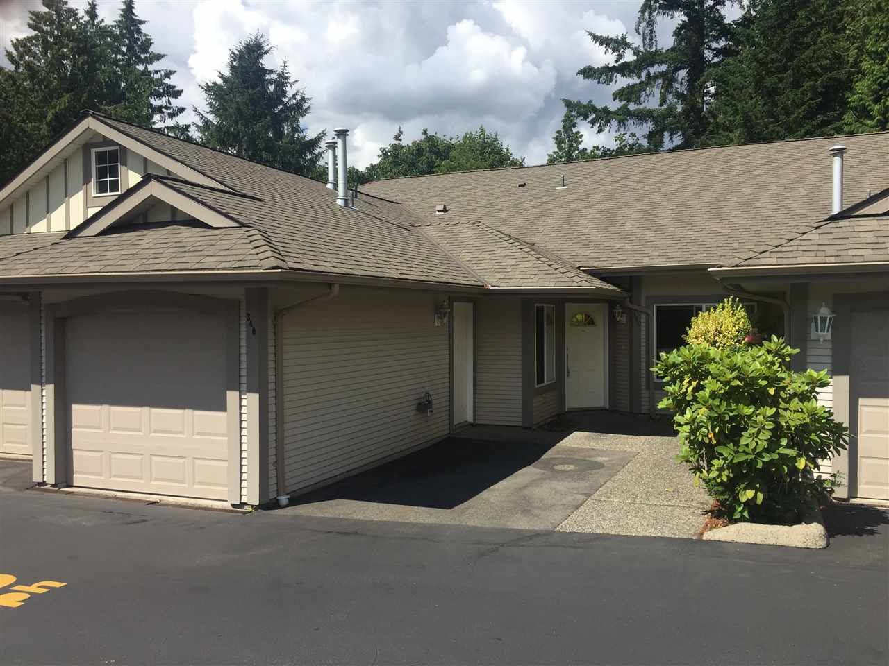 """Main Photo: 340 20655 88 Avenue in Langley: Walnut Grove Townhouse for sale in """"TWIN LAKES"""" : MLS®# R2260164"""