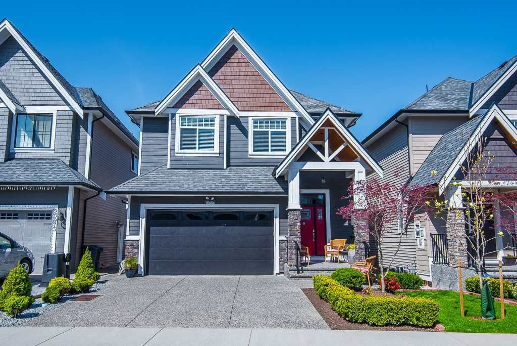"Main Photo: 20979 80A Avenue in Langley: Willoughby Heights House for sale in ""Yorkson"" : MLS®# R2260000"