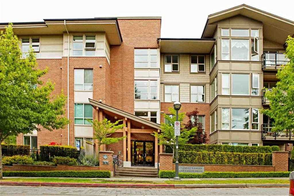Main Photo: 310 6268 EAGLES DRIVE in Vancouver: University VW Condo for sale (Vancouver West)  : MLS®# R2253165