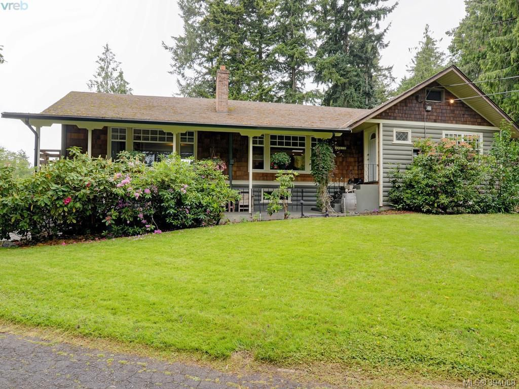Main Photo: 11170 Heather Road in NORTH SAANICH: NS Lands End Single Family Detached for sale (North Saanich)  : MLS®# 394068