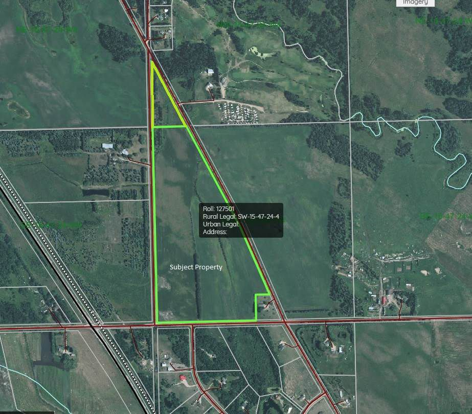 Main Photo: Twp Rd 272 Hwy 2A: Rural Wetaskiwin County Rural Land/Vacant Lot for sale : MLS®# E4118068