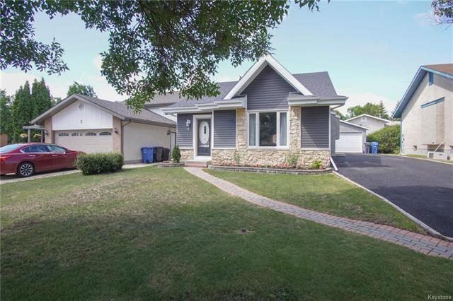 Main Photo: 6 Sunglow Road in Winnipeg: Kildonan Meadows Residential for sale (3K)  : MLS®# 1817626