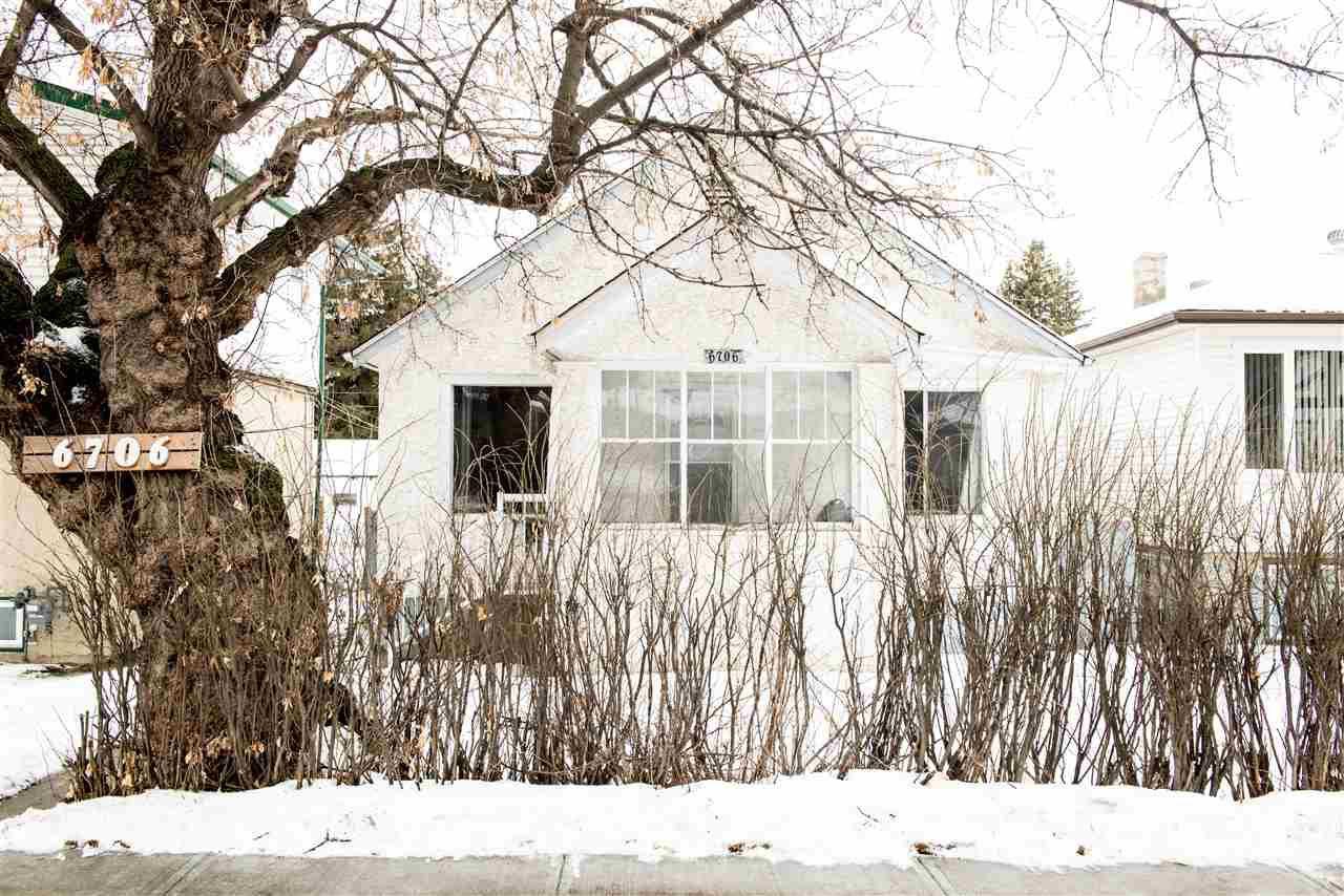 Main Photo: 6706 106 Street in Edmonton: Zone 15 House for sale : MLS®# E4141756