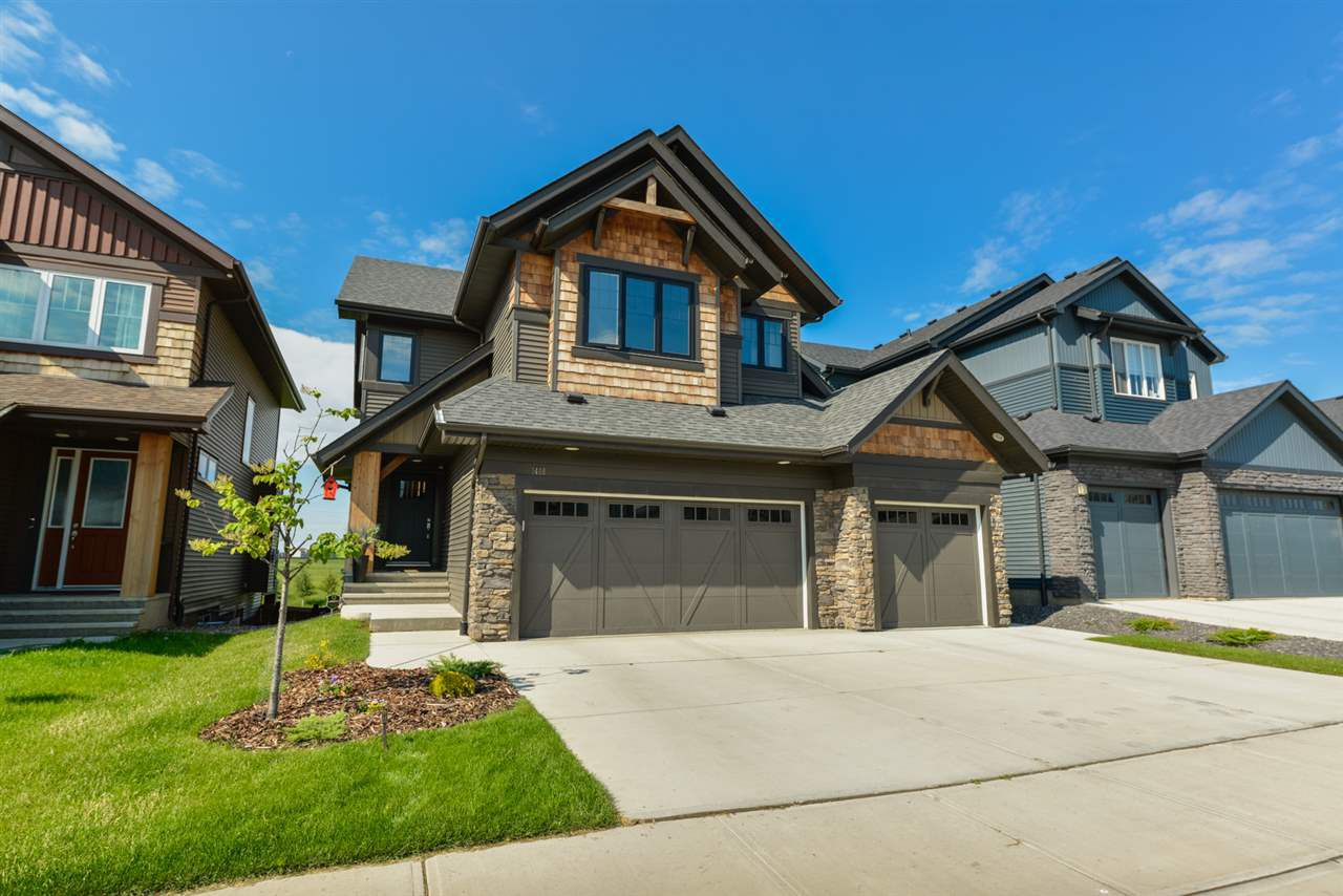 Main Photo: 1408 GRAYDON HILL Way in Edmonton: Zone 55 House for sale : MLS®# E4149473