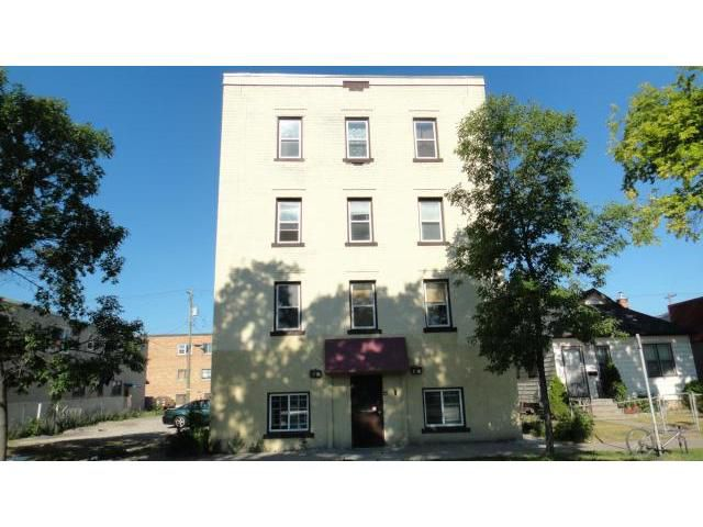 Main Photo: 722 Maryland Street in WINNIPEG: West End / Wolseley Condominium for sale (West Winnipeg)  : MLS®# 1200448