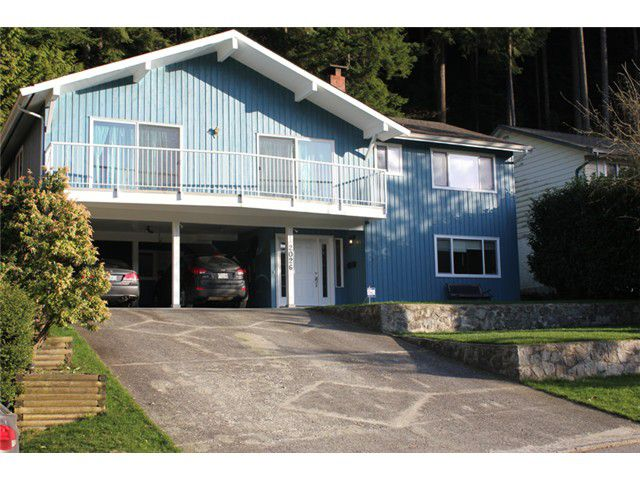 Main Photo: 2026 RIVERGROVE PL in North Vancouver: Seymour House for sale : MLS®# V1000120