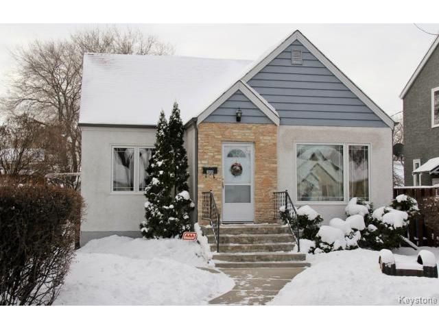 Main Photo: 308 Enniskillen Avenue in WINNIPEG: West Kildonan / Garden City Residential for sale (North West Winnipeg)  : MLS®# 1326216