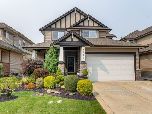 "Main Photo: 8361 211B Street in Langley: Willoughby Heights House for sale in ""Yorkson"" : MLS®# F1421990"